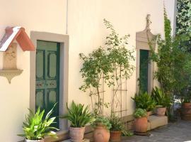 Villa Luciano, Lastra a Signa