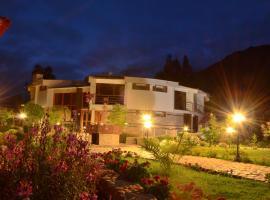 Inti Ñan Hotel, Urubamba