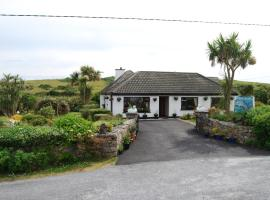 The Ocean Wave Bed & Breakfast, Cleggan