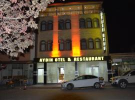 Aydin Hotel, Derinkuyu