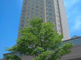 Grand Hotel New Oji, Tomakomai