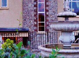 The Hedges Hotel, Stranocum
