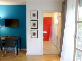 Apartment Blue Regensburg
