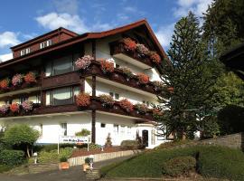 Hotel Zum weißen Stein, Kirchen