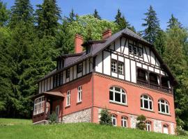 Villa Titina, Miedzygorze