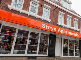 Steyn Apartments, Zeist