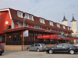Hotel Euro, Odžak