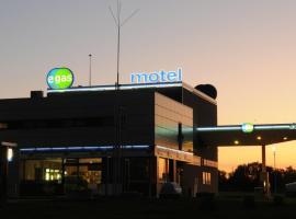 Egas Motel, Vilnius