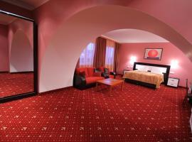 Erebuni Hotel Yerevan, Jerevanas