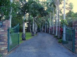 Emerald Tropical Palms B & B, Emerald Beach