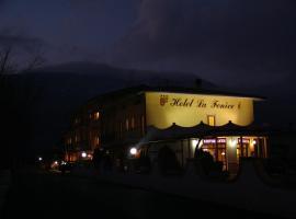 Hotel La Fenice, Castel di Sangro