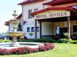 Hotel Sevilla, Rawa Mazowiecka