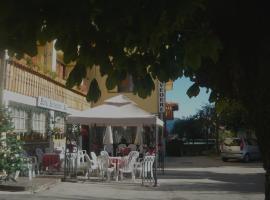 Hotel Belvedere, Roana