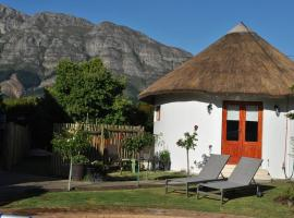 Roundhouse Guesthouse, Franschhoek