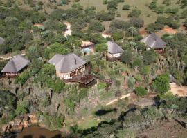 Iwamanzi Game Lodge, Koster