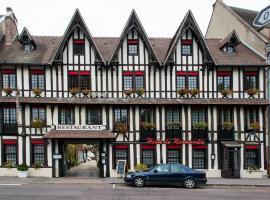 Hotel de Normandie, Évreux