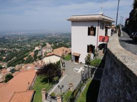 Villa dei Fantasmi, Rocca di Papa