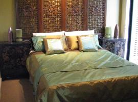Moongate Accommodation, Hepburn Springs