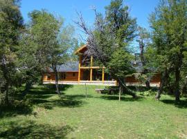 Cabaña San Esteban-Lago Cholila, Cholila