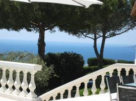 Amazing View and Luxe Cannet Villa, Le Cannet