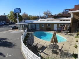 Coronet Motel, Palo Alto