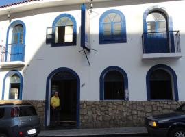 Hotel Aliança, Barbacena