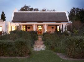 Hawksmoor House, Stellenbosha