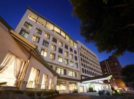Hotel New Tsuruta, Beppu