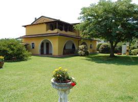 Villa delle Bambole, Sant'Andrea di Compito