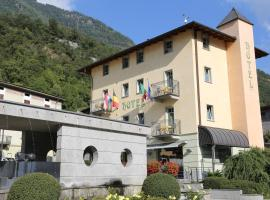 Hotel Garni Le Corti, Grosotto