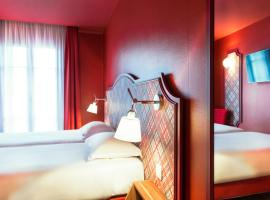 Hotel Boris V. by Happyculture, Levallois-Perret