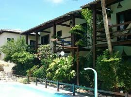 Taipabas Hotel, Barra Grande