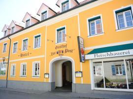 Hotel-Gasthof-Fleischerei - Zur alten Post, Schwanberg