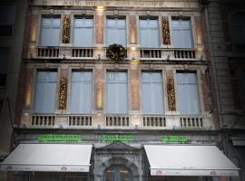 Hotel Mille Colonnes, Louvain