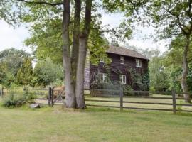 The Barn, Abberley