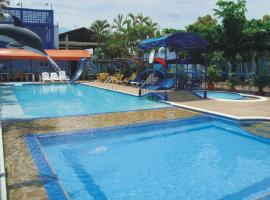 Hotel Campestre Sanvalay Inn, Melgar
