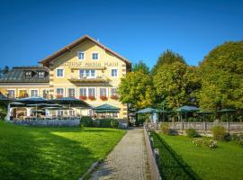 Hotel-Gasthof Maria Plain, Bergheim