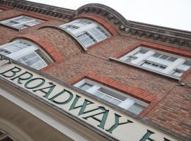 The Broadway Hotel, Letchworth