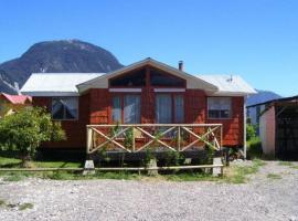 Hostal y Cabañas Ayelen, Puerto Aisén