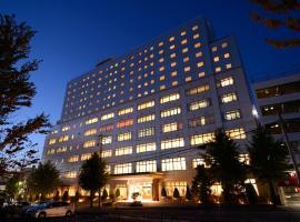 Yamagata Kokusai Hotel, Yamagata