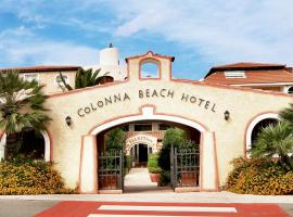 Colonna Beach Hotel, Marinella