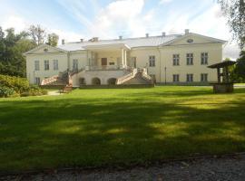 Vihterpalu Manor, Vihterpalu