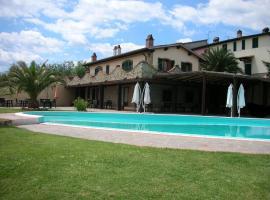 Agriturismo Villa Vacanze Manetti, Montespertoli