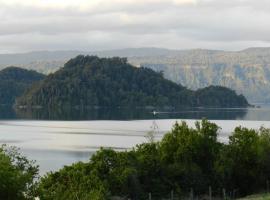 Cui Cui Island, Puyehue