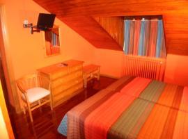 Hotel Navarro, Panticosa