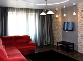Nadiya apartments 4, Sumy