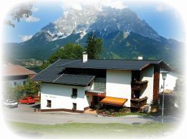 Haus Bergfrieden, Lermoos