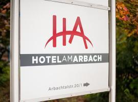 Hotel Garni am Arbach, Eningen unter Achalm