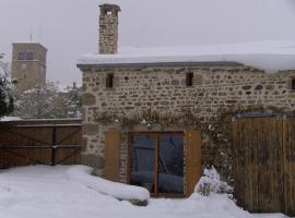 Cellier de la Fontaine, Saint-Georges-en-Couzan