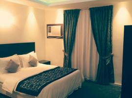 Dary Furnished Apartments, Sharurah